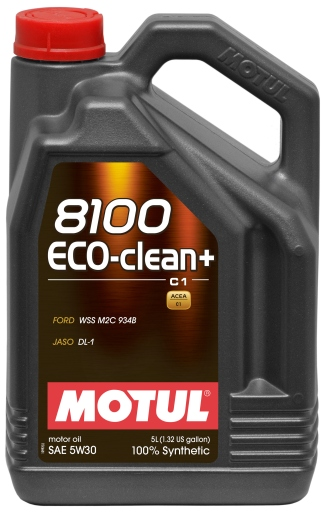 8100 Eco-clean+