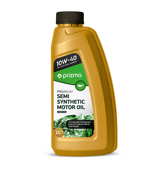 Semi Synthetic Motor Oil