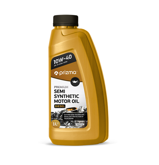 Semi Synthetic Motor Oil Diesel