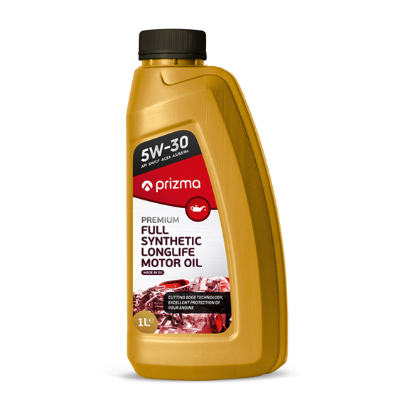 Full Synthetic Longlife Motor Oil