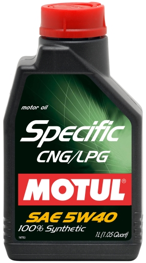 SPECIFIC CNG/LPG